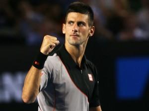 Djokovic s'en sort novak-djokovic-australian-open-2014-rd-1_30658371-300x225